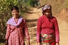 Nepálský venkov