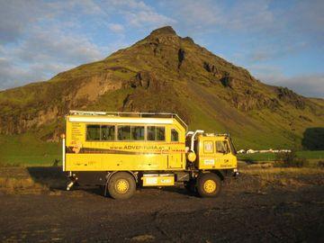 Island je rozmanitý