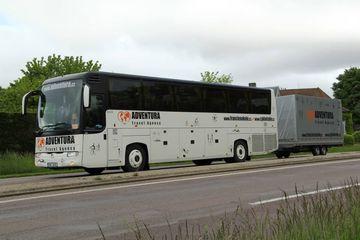 Autobus s cyklovlekem