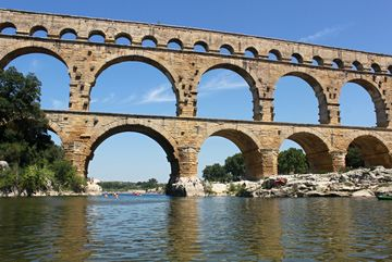 Unikátní Pont du Gard