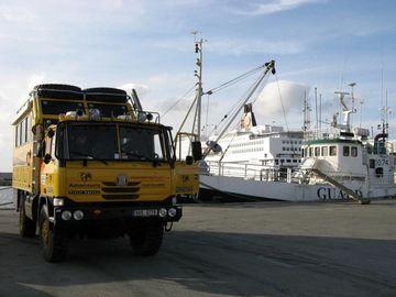 Tatrabus na Isladnu 2008