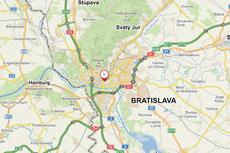 Nástupní místo Bratislava