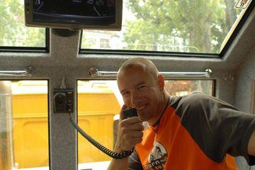 Jan Tarantule Kolanda představuje komunikační zařízení