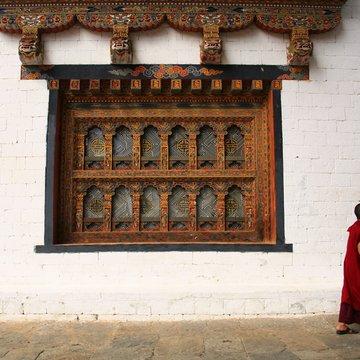 V dzongu