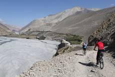 Cestou do Kagbeni podél Kálí Gandakí