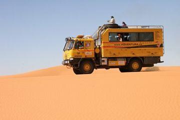 Průzkumná cesta do Dakaru a Timbuktu 2010