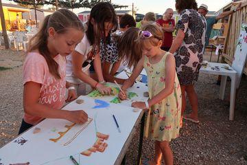 Provence na kole v pohodě - kreativní program pro děti na zájezdu