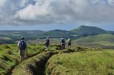 Terceira – putování  vulkanickou krajinou