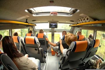 pohodlí pro cestující
