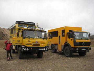 Proti místním autobusům je Tatrabus dravec