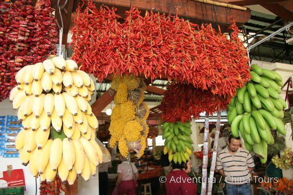 Tržnice ve Funchalu