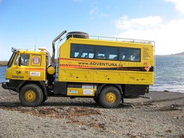 Tatrabus na Islandu