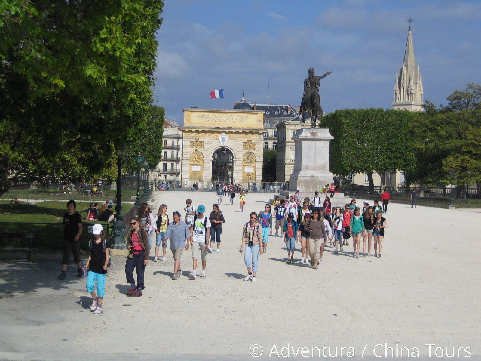 3e9cc3a4d75e Montpellier - Adventura.cz - poznávací dovolená, turistika, dovolená na kole